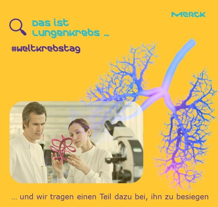 Merck Krebsforschung