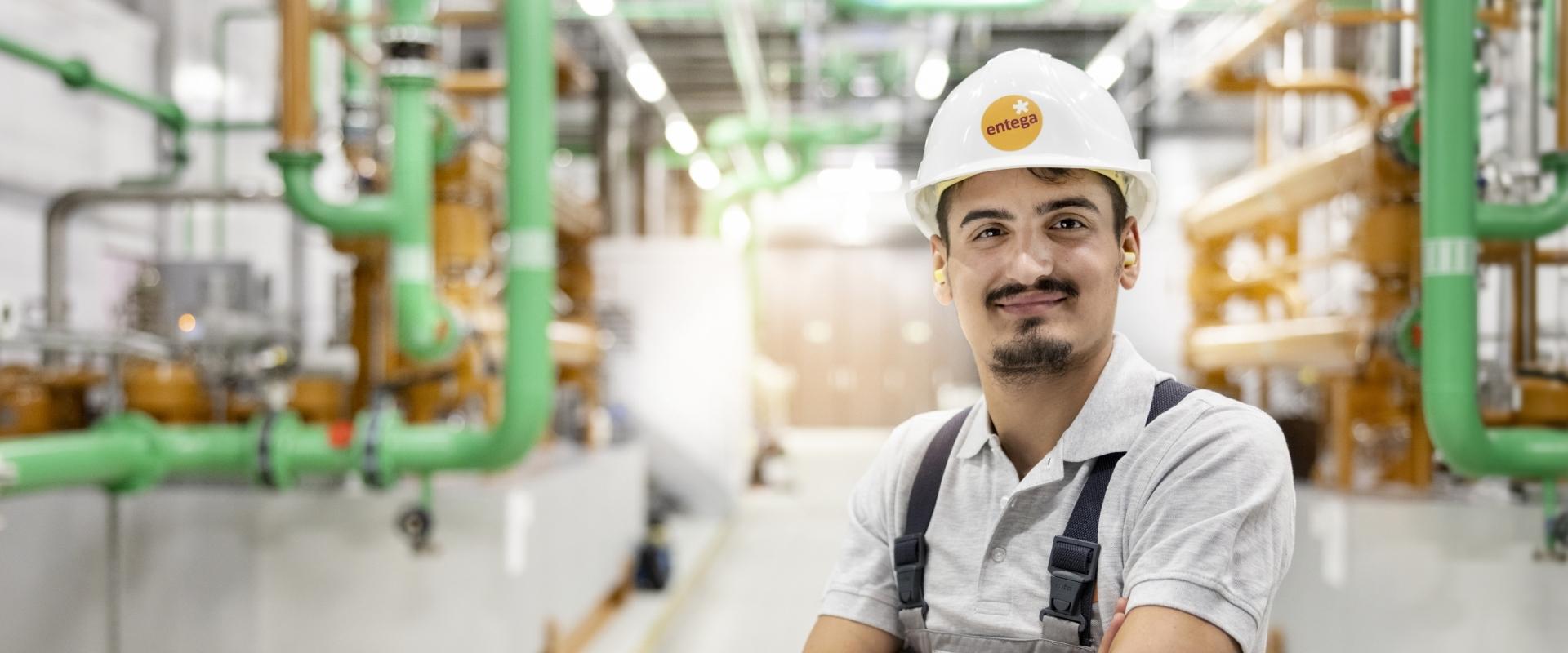 Entega Ausbildung Anlagemechaniker für Rohr- und Systemtechnik