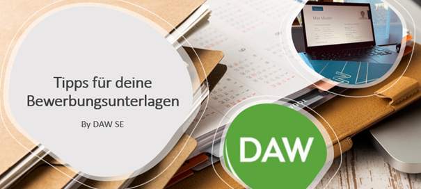 Bewerbungstipps by DAW