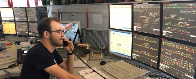 Ausbildung Fahrdienstleiter Deutsche Bahn